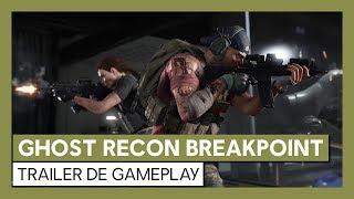 Ghost Recon Breakpoint - Trailer de gameplay [OFFICIEL] VOSTFR HD