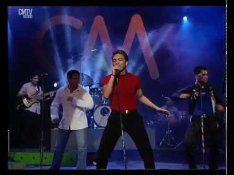 Banda XXI video Amigo si - CM Vivo 2003