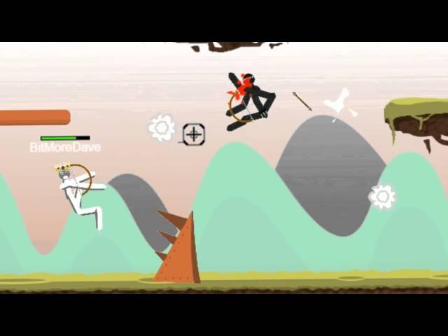 Battle Stick Video 1
