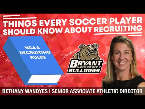 Recruiting 101 | For D1 Soccer Players