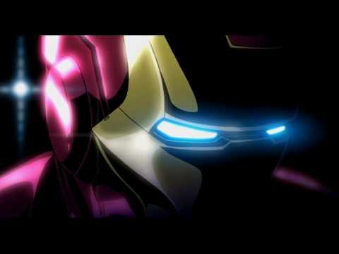 Anime Iron Man Would Vaporise Robert Downey Jr's Ass