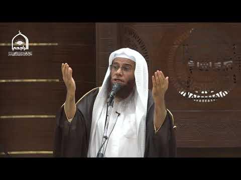 كلمة الشيخ عبدالله الطويرش
