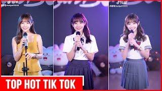 Learn To Meow - Beautiful Girl Sings In Tik Tok China (DouYin)- Hot Girl Tik Tok - Tuziya