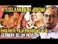 BERITA TERKINI ~ TERBARU HARI INI ~ Belum Move On, Gerindra : Nyesel Kan Pilih Jokowi ?