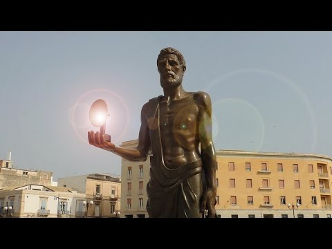 Siracusa rende omaggio ad Archimede.