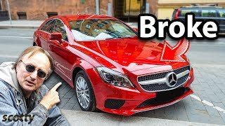 Here's Why Broke People Drive Luxury Cars