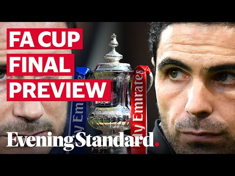 FA Cup final preview Arsenal vs Chelsea: Mikel Arteta and Frank Lampard preview side