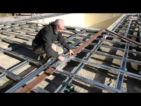 Créer une terrasse en bois vraiment durable - Tuto bricolage avec Robert