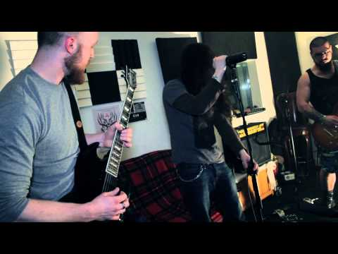 Days Turned Dust - live @ Hight Tone Studio