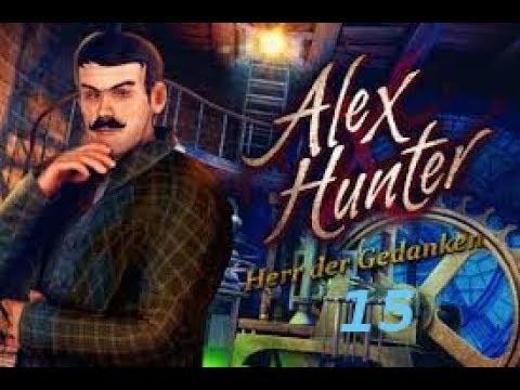 Alex Hunter - Herr der Gedanken