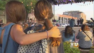 Vigil Held For 8 Mass Shooting Victims In Plano