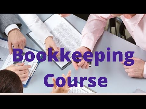 Bookkeeping Courses   Bookkeeping Qualification - YouTube