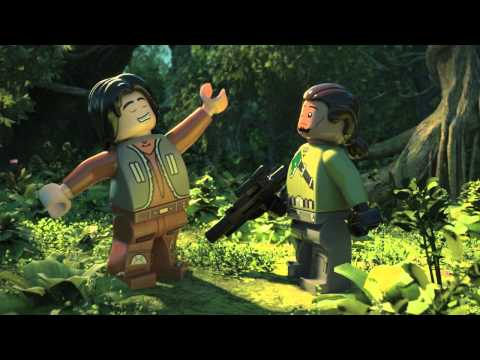 Rebels Ghost Story - LEGO Star Wars – 2014 Mini Movie