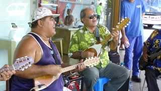 Tahiti: Music from the heart...