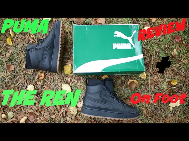 12275db9a77 Puma Ren Boot - All 4 Colors for Men & Women [Buyer's Guide] | RunRepeat