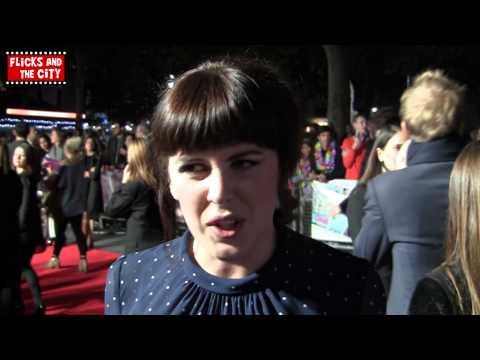 Alexandra Roach Interview - One Chance Premiere | MTW