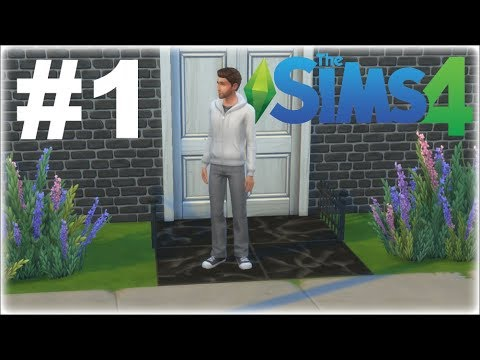 The Sims 4 Xbox One Gameplay Walkthrough Part 1 - Our First House!