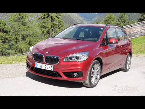 2015 BMW 2 Series Active Tourer Review - Fast Lane Daily