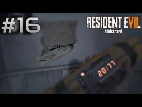 Resident Evil 7 #16 Hra s Lucasem na podruhé