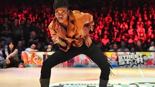 PRINCESS MADOKI (FRA) Vs YOSHIE (JPN) Waacking Semifinal I STREETSTAR 2013