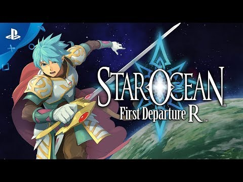 Star Ocean First Departure R - Promotion Trailer | PS4 thumbnail