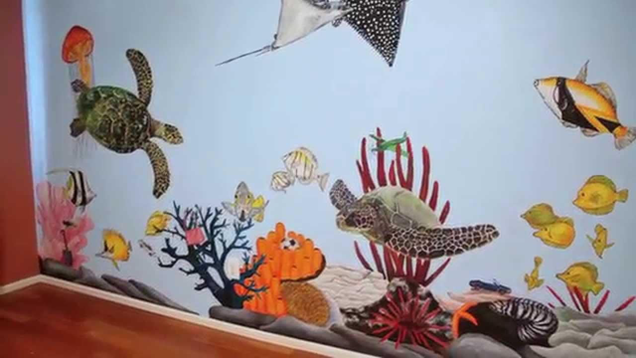 Constance Sartor Muralist - Business Card Video