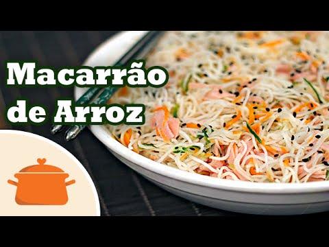 , title : 'Salada de Bifum (Macarrão de Arroz sem Glútén)