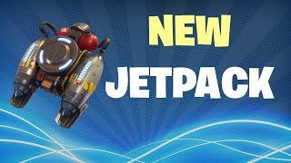 NEW JETPACK |  3,300 Solo Wins | Fortnite Live Stream