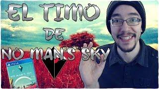 El TIMO de NO MAN