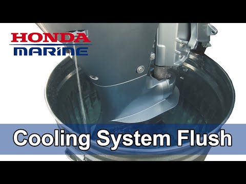 Cooling System Flush Procedure