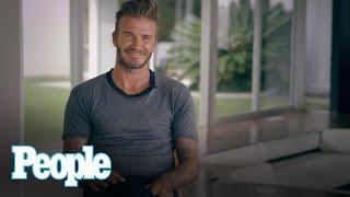 David Beckham Is PEOPLE Magazine's Sexiest Man Alive | People