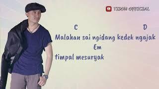 Tison - Jaje Sumping (lirik + Chord)