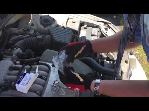 2005 Kia Sorento 3 5 P0441 Evap purge - смотреть онлайн на