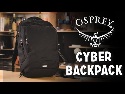 Osprey Cyber Tech Backpack Review