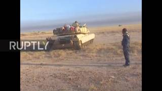Iraq: Government forces begin fresh offensive against IS in Mosul