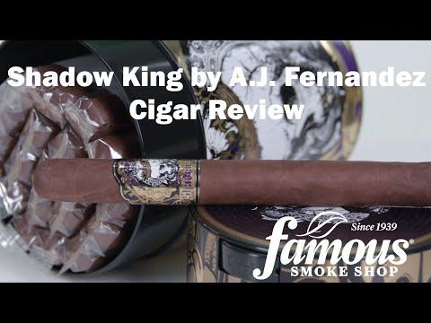 Shadow King By AJ Fernandez video