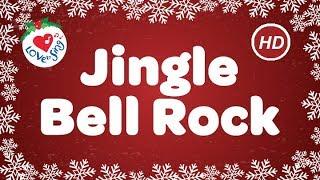 Jingle Bell Rock Christmas Song | Children Love to Sing & Dance