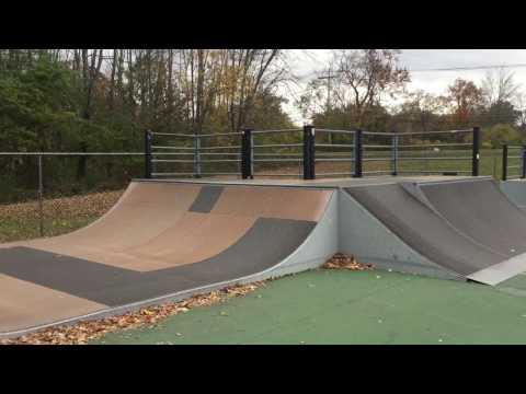 Chatham, New Jersey - Skatepark