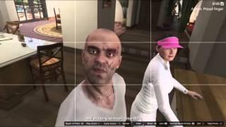 GTA 5 - Amanda And Trevor Conversations