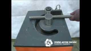 Станок для гибки и резки арматуры RBC-25