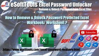 Recover, Remove, & Unlock Password Protected Excel Workbook/ Worksheet