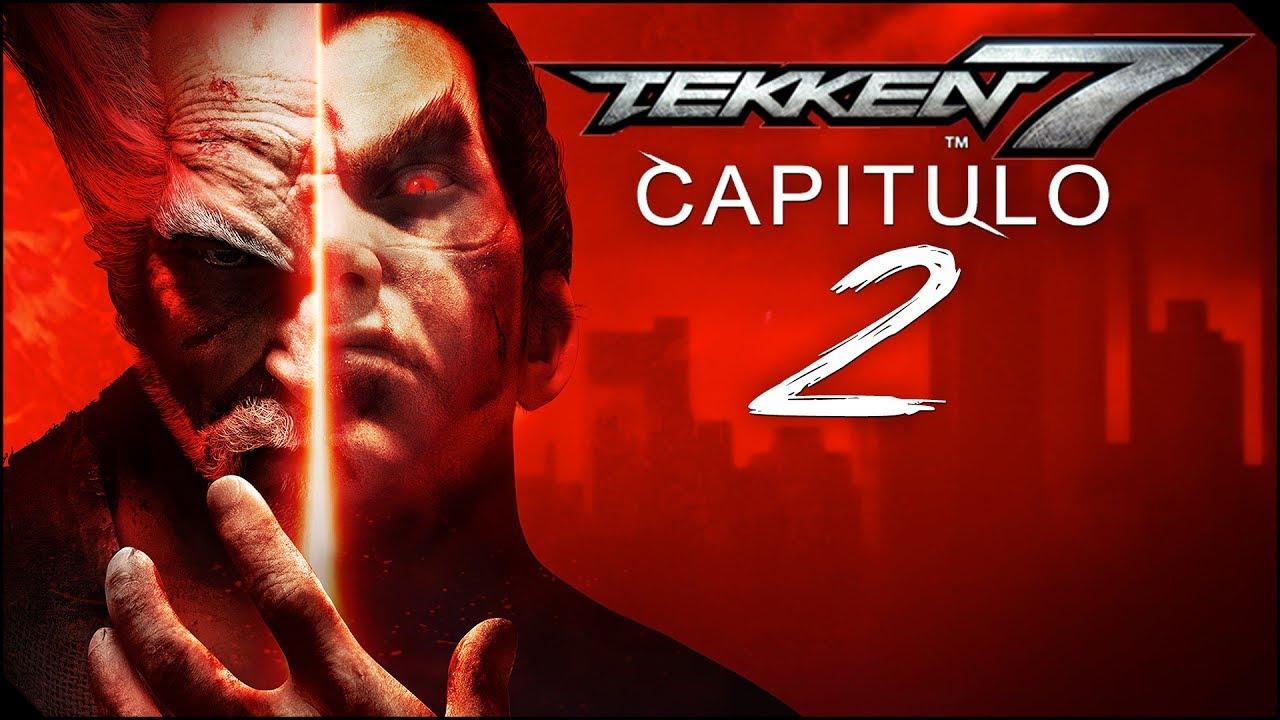 Ver TEKKEN 7 | CAPITULO 2 | Akuma el ejecutor de la venganza! en Español Online