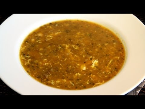 Harira - Moroccan Soup Recipe
