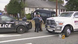 Van With Special Needs Passengers Crashes Into NJ Home