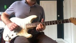 Like a Rolling Stone - Jimi Hendrix - Guitar cover
