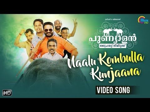 Naalu Kombulla Song Video - Punyalan Private Limited