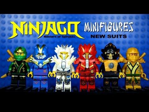 Ninjago Masters Of Spinjitzu Costumes - Meningrey