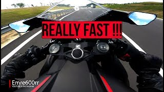 NEW! 1000RR  Top Speed And Acceleration  ◘ SC77 ◘ Who Needs Quickshifter ?? 😀