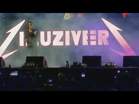 Lil Uzi Vert performs The Way Life Goes @ Rolling Loud Bay Area @ Shoreline Amphitheatre.