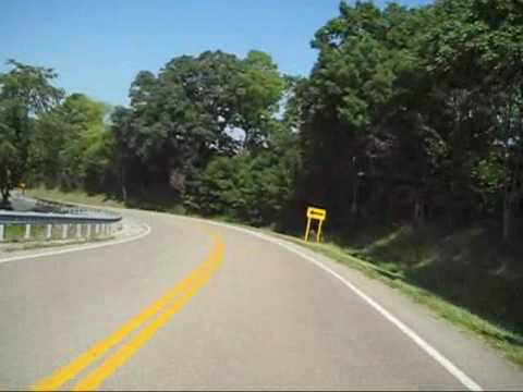 State Rt. 377 in Ohio.